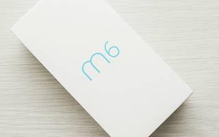 Краткий обзор Meizu M6s 32GB — Октябрь 2020