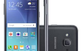 Краткий обзор Samsung Galaxy J2 (2019) — Июнь 2019