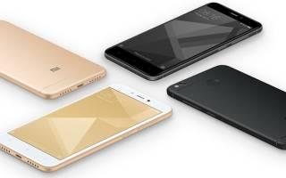 Краткий обзор Xiaomi Redmi 4X 32GB — Октябрь 2017