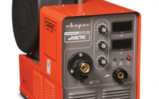 Краткий обзор Сварог ARCTIC MIG 250 Y (J04) — Май 2020