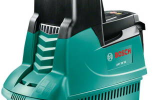 Краткий обзор Bosch AXT 2000 RAPID — Март 2019
