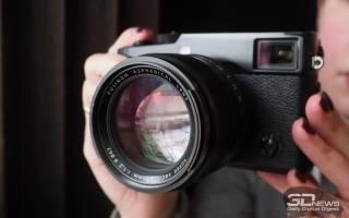 Краткий обзор Fujifilm X-Pro2 Kit — Сентябрь 2017
