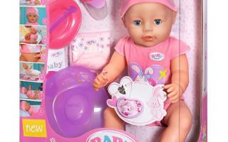 Краткий обзор Интерактивная кукла Baby Born Annabell Праздничная — Январь 2020