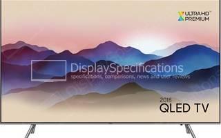 Краткий обзор Samsung QE49Q6FNA — Октябрь 2020