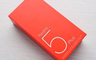 Краткий обзор Xiaomi Redmi 5 Plus 64GB — Октябрь 2020