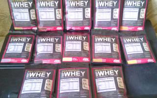 Краткий обзор Optimum Nutrition 100% Whey Gold Standard — Июнь 2019