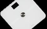 Краткий обзор Xiaomi Mi Smart Scale — Октябрь 2017