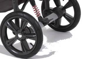 Обзор коляски для новорожденных CAM Cortina Evolution X3 Tris (3 в 1)