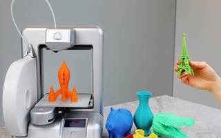10 лучших 3D-принтеров — Рейтинг 2020 года (Топ 10)