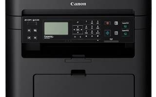 Краткий обзор Canon i-SENSYS MF232w — Июнь 2019