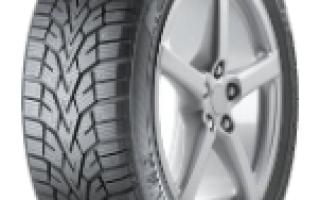 Описание автомобильных шин Gislaved NordFrost 100