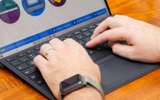 Краткий обзор Microsoft Surface Pro 5 — Февраль 2019