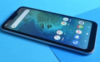 Краткий обзор Xiaomi Mi A2 Lite — Август 2019