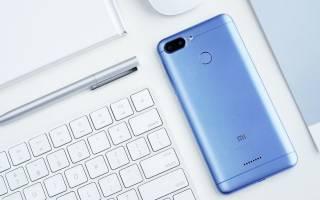 Краткий обзор Xiaomi Redmi 6A 32GB — Октябрь 2020