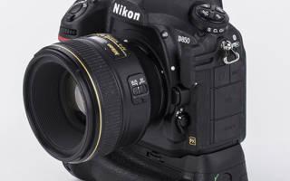 Краткий обзор Nikon D850 Body — Июнь 2020