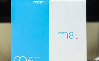 Краткий обзор Meizu M6T 16GB — Октябрь 2020