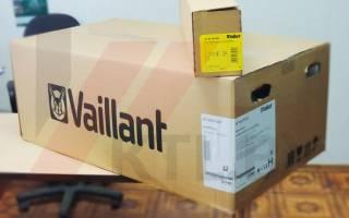 Краткий обзор Vaillant turboTEC pro VUW 242/5-3 — Ноябрь 2020