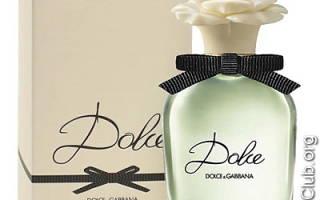 Обзор парфюмерной воды Dolce от Dolce&Gabbana