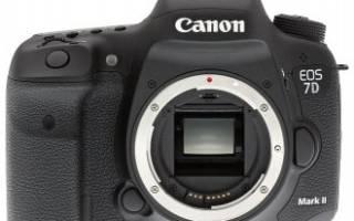 Краткий обзор Canon EOS 7D Mark II — Апрель 2015