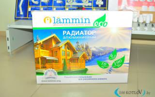 Краткий обзор Lammin Eco AL-500-80 — Январь 2016