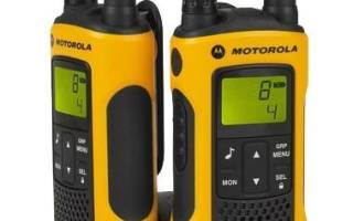 Краткий обзор Motorola TLKR-T80 Extreme — Август 2015