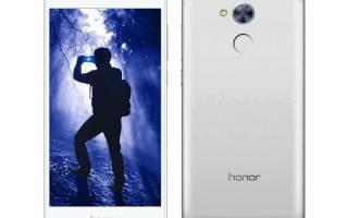 Краткий обзор Huawei Honor 6A — Октябрь 2017