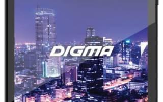 Краткий обзор Digma CITI 7507 4G — Март 2019