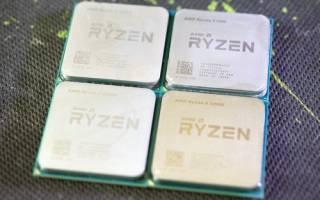 Краткий обзор AMD Ryzen 3 2200G — Ноябрь 2019