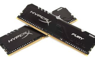 Краткий обзор HyperX HX434C19FB2K2/16 — Декабрь 2020